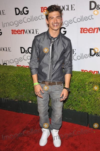 Asher Book Photo - Asher Book at the 7th anual Teen Vogue Young Hollywood party at Milk Studios, Hollywood.