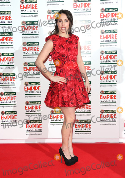Beth Tweddle Photo - Beth Tweddle arrives for the Empire Film Awards 2013 at the Grosvenor House Hotel, London. 24/03/2013 Picture by: Henry Harris / Featureflash