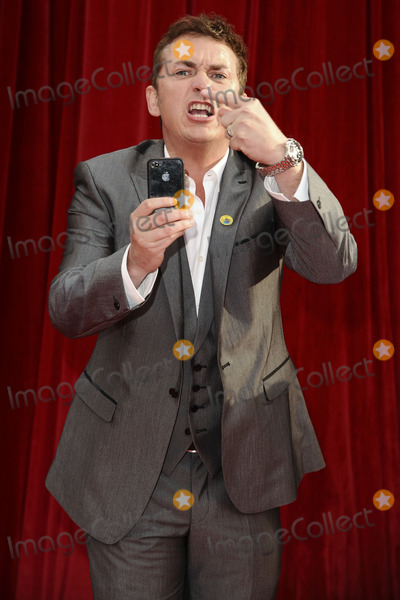Shane Ritchie Photo - Shane Ritchie arrives at the British Soap awards 2011 held at the Granada Studios, Manchester.14/05/2011  Picture by Steve Vas/Featureflash