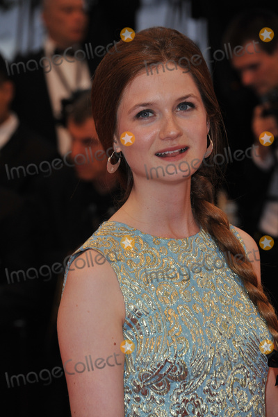 "Bonnie Wright Photo - Bonnie Wright at the gala screening of ""Cosmopolis"" in competition at the 65th Festival de Cannes.
