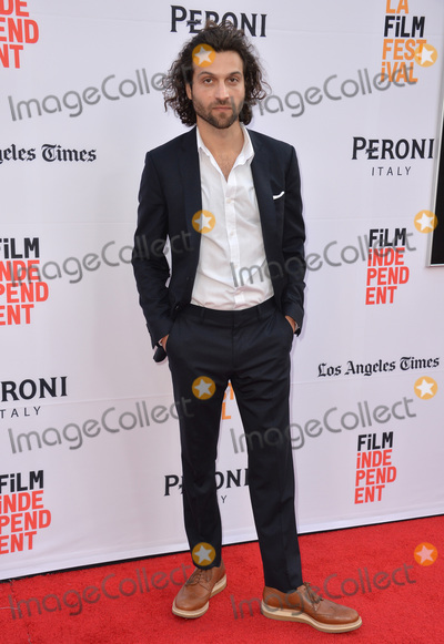 "Alexander DiPersia, TCL Chinese Theatre, Hüsker Dü Photo - LOS ANGELES, CA. June 7, 2016: Actor Alexander DiPersia at the world premiere of ""The Conjuring 2"" at the TCL Chinese Theatre, Hollywood.