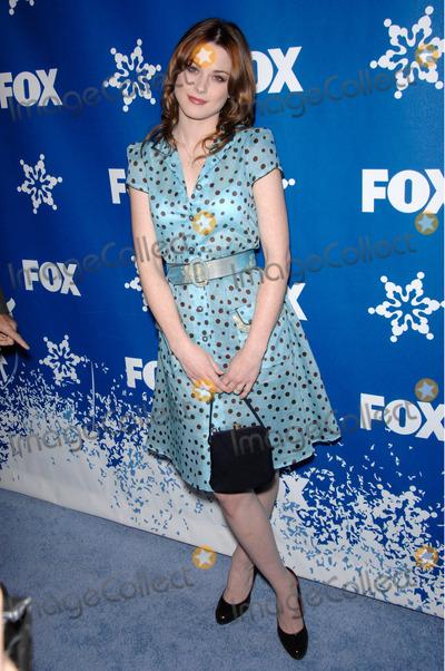 "Alexandra Breckenridge Photo - ALEXANDRA BRECKENRIDGE - star of ""Dirt"" - at the Fox All-Star Winter TCA Party in Pasadena.January 20, 2007  Pasadena, CAPicture: Paul Smith / Featureflash"