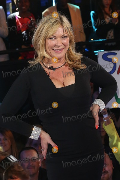 Claire King, James Smith, King Sunny Adé Photo - Claire King at Celebrity Big Brother 2014 - ArrivalsBorehamwood. 18/08/2014 Picture by: James Smith / Featurefash