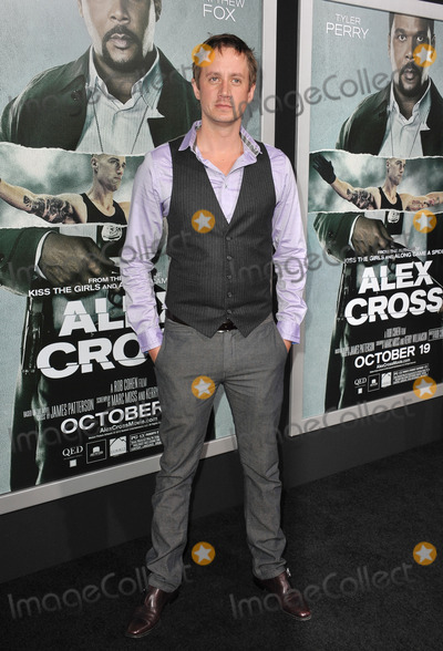 "Chad Lindberg Photo - Chad Lindberg at the Los Angeles premiere of ""Alex Cross"" at the Cinerama Dome, Hollywood.