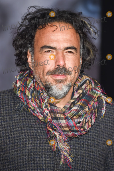 "Alejandro G.Inarritu, Leicester Square Photo - Alejandro G.Inarritu at the UK premiere of ""The Revenant"" at the Empire Leicester Square, London. 