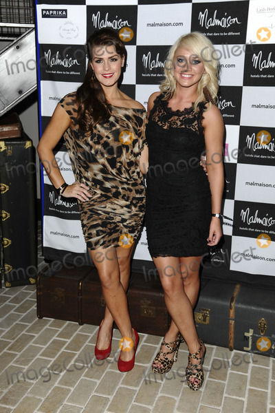 Photo - arrives for the Malmaison Hotel Liverpool re-opening party..23/09/2011  Picture by Steve Vas/Featureflash