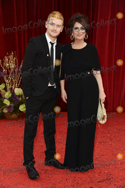 Rush, Debbie Rush, Mickey North Photo - Mickey North and Debbie Rush arrive at the British Soap awards 2011 held at the Granada Studios, Manchester.