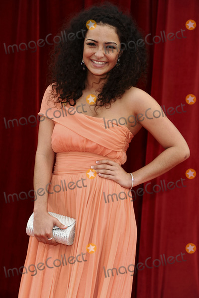 Anna Shaffer Photo - Anna Shaffer arrives at the British Soap awards 2011 held at the Granada Studios, Manchester.