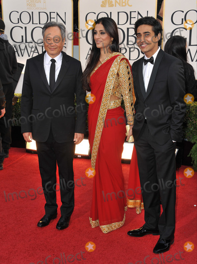 Ang Lee, Suraj Sharma Photo - Ang Lee & Suraj Sharma at the 70th Golden Globe Awards at the Beverly Hilton Hotel.January 13, 2013  Beverly Hills, CAPicture: Paul Smith / Featureflash