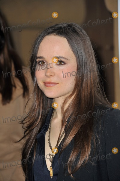 "Ellen Page Photo - Ellen Page at the Los Angeles premiere of her new movie ""Super"" at the Egyptian Theatre, Hollywood.
