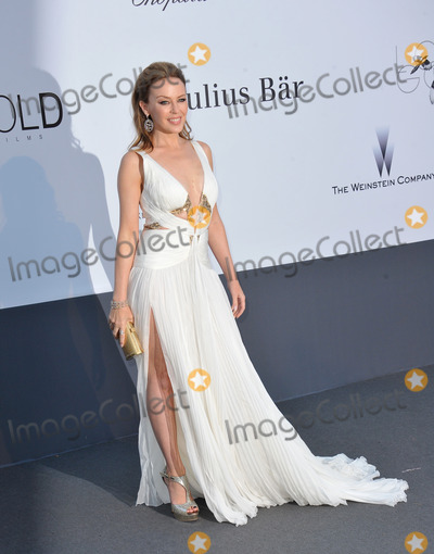 Kylie Minogue Photo - Kylie Minogue at amfAR's 20th Cinema Against AIDS Gala at the Hotel du Cap d'Antibes, FranceMay 23, 2013  Antibes, FrancePicture: Paul Smith / Featureflash