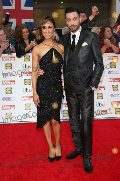 Anita Rani, Giovanni Pernice, James Smith Photo - Anita Rani & Giovanni Pernice at the 2015 Pride of Britain Awards at the Grosvenor House Hotel.