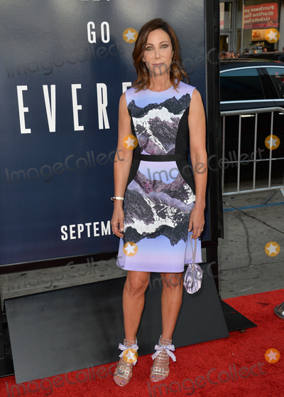 "Alison Levine, TCL Chinese Theatre Photo - Mountaineer Alison Levine at the American premiere of ""Everest"" at the TCL Chinese Theatre, Hollywood.