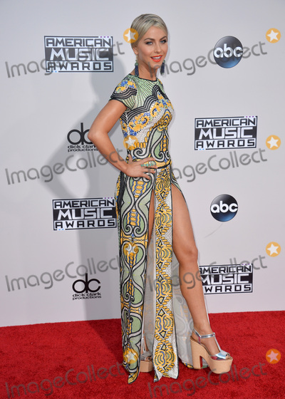 Julianne Hough Photo - Julianne Hough at the 2015 American Music Awards at the Microsoft Theatre, LA Live.November 22, 2015  Los Angeles, CAPicture: Paul Smith / Featureflash