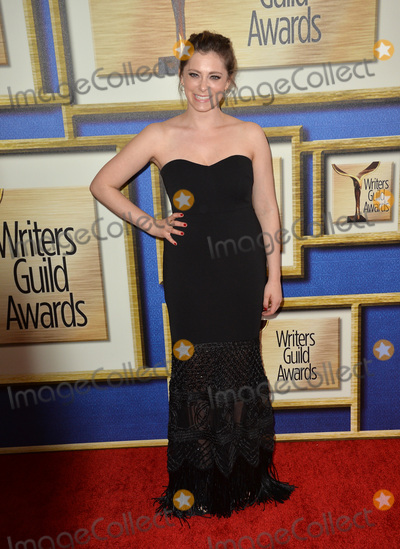 Rachel Bloom Photo - Actress Rachel Bloom at the 2016 Writers Guild Awards at the Hyatt Regency Century Plaza Hotel.February 13, 2016  Los Angeles, CAPicture: Paul Smith / Featureflash
