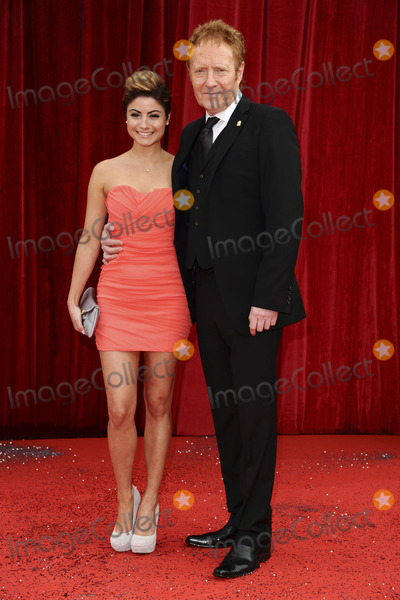 Sapphire, Sapphire Elia, Michael Jackson Photo - Sapphire Elia and Michael J Jackson arrives at the British Soap awards 2011 held at the Granada Studios, Manchester.