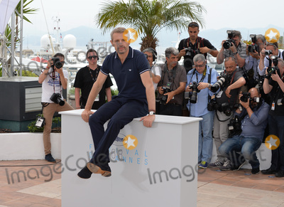 Lambert Wilson Photo - Actor Lambert Wilson at photocall for the Master of Ceremonies at the 68th Festival de Cannes.