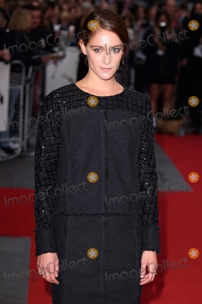 """Ariane Labed, Leicester Square Photo - Ariane Labed at the UK premiere of """"The Lobster"""", part of the London Film Festival 2015, at the Odeon Leicester Square, London.October 13, 2015  London, UKPicture: Steve Vas / Featureflash"""