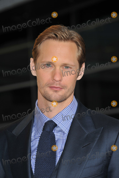 """Alexander Skarsgard, Alexander Skarsgard- Photo - Alexander Skarsgard at the Los Angeles premiere of the fourth season of HBO's """"True Blood"""" at the Cinerama Dome, Hollywood.June 21, 2011  Los Angeles, CAPicture: Paul Smith / Featureflash"""