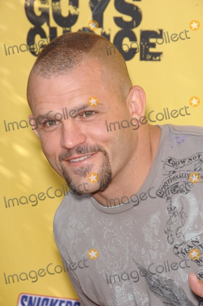 Chuck Liddell Photo - Chuck Liddell at Spike TV's Guys Choice Awards at Radford Studios, Studio City, CA