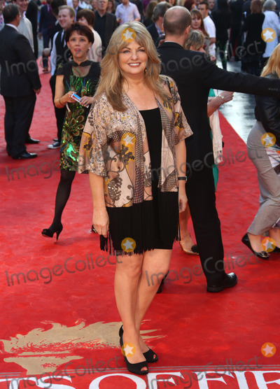 Carole Ashby, Leicester Square Photo - Carole Ashby arriving for the Chariots of Fire Premiere held at the Empire Leicester Square - 