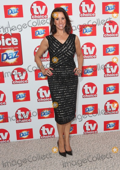 Andrea Mclean Photo - Andrea McLean arriving at The TV Choice Awards 2013 held at the Dorchester, London. 09/09/2013 Picture by: Henry Harris / Featureflash