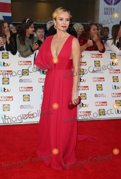 Amanda Holden, James Smith Photo - Amanda Holden at the 2015 Pride of Britain Awards at the Grosvenor House Hotel.