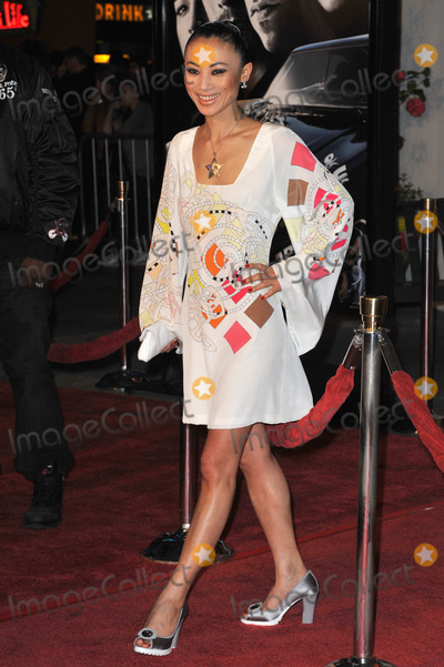 """Bai Ling Photo - Bai Ling at the world premiere of """"Fast & Furious"""" at the Gibson Amphitheatre, Universal Studios, Hollywood.March 12, 2009  Los Angeles, CAPicture: Paul Smith / Featureflash"""