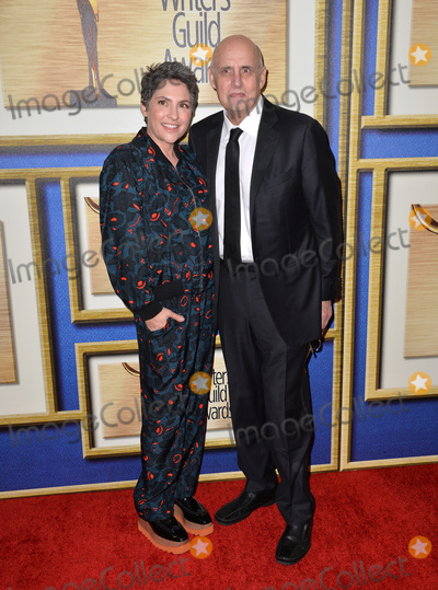 "Jeffrey Tambor, Jill Soloway Photo - ""Transparent"" star Jeffrey Tambor & writer/creator Jill Soloway at the 2016 Writers Guild Awards at the Hyatt Regency Century Plaza Hotel.