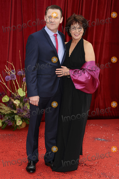 Chris Walker, Jan Pearson Photo - Chris Walker and Jan Pearson arrive at the British Soap awards 2011 held at the Granada Studios, Manchester.
