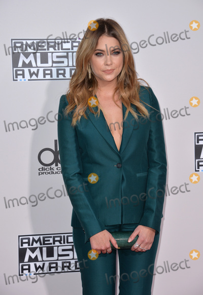 Ashley Benson Photo - Ashley Benson at the 2015 American Music Awards at the Microsoft Theatre, LA Live.