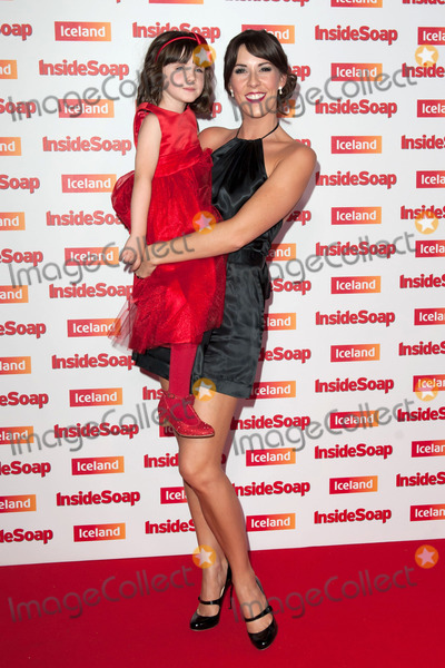 Verity Rushworth, Amelia Flanagan Photo - Amelia Flanagan and Verity Rushworth arriving for the Inside Soap Awards 2014, London. 01/10/2014 Picture by: Alexandra Glen / Featureflash