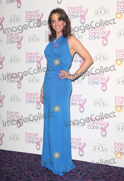 Andrea Mclean Photo - Andrea McLean arriving for the Breast Cancer Care Fashion Show, Grosvenor House Hotel, London. 02/10/2012 Picture by: Alexandra Glen / Featureflash