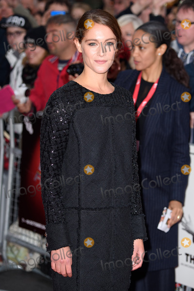 "Ariane Labed, Leicester Square Photo - Ariane Labed at the UK premiere of ""The Lobster"", part of the London Film Festival 2015, at the Odeon Leicester Square, London.