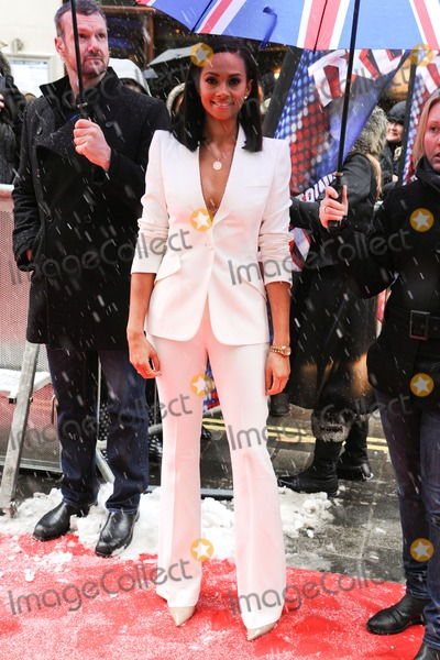 Aleesha Dixon Photo - Aleesha Dixon arrives to judge the 'Britain's Got Talent' auditions at the Palladium, London. 20/01/2013 Picture by: Steve Vas / Featureflash