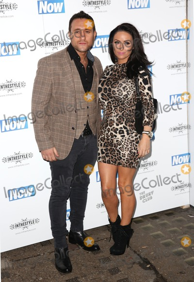 Antony Costa, James Smith Photo - Antony Costa, Rosanna Jasmin attending the Now Magazine Christmas Party at the Drury Club - Arrivals