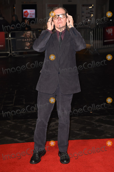 "Stephen Woolley, Leicester Square Photo - Producer Stephen Woolley at the UK premiere for ""Carol"", as part of the BFI London Film Festival, at the Odeon Leicester Square.