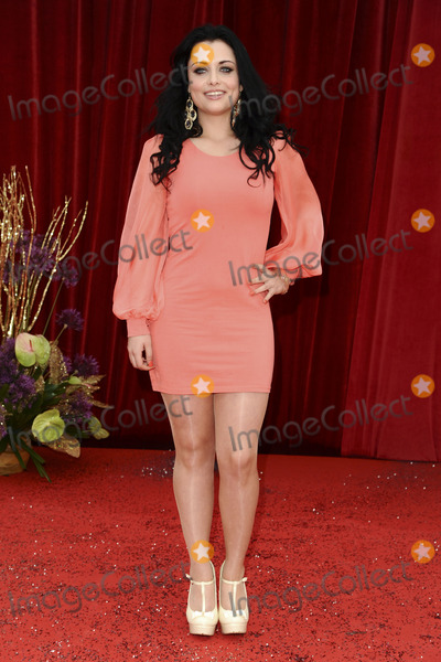 Shona McGarty Photo - Shona McGarty arrives at the British Soap awards 2011 held at the Granada Studios, Manchester.