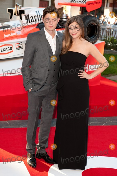 Photos And Pictures Sam Riley And Alexandra Maria Lara Arriving