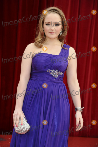 Lorna Fitzgerald Photo - Lorna Fitzgerald arrives at the British Soap awards 2011 held at the Granada Studios, Manchester.