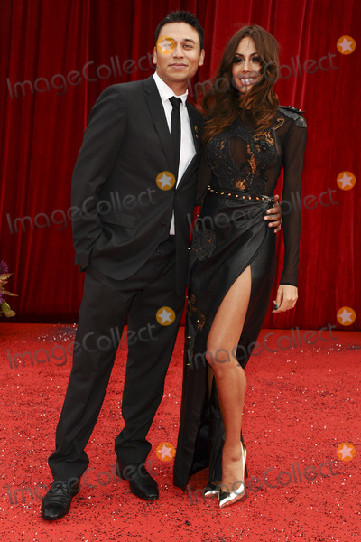 Jade Ewan, Ricky Norwood Photo - Ricky Norwood and Jade Ewan arrives at the British Soap awards 2011 held at the Granada Studios, Manchester.14/05/2011  Picture by Steve Vas/Featureflash