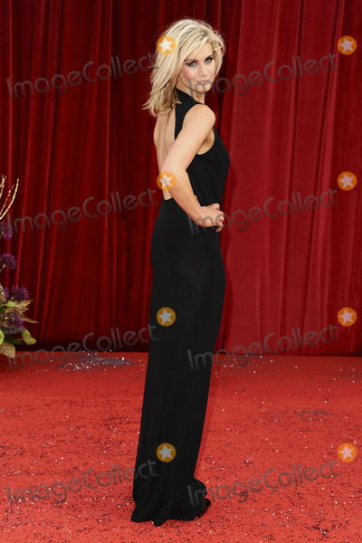 Kim Tiddy Photo - Kim Tiddy arrives at the British Soap awards 2011 held at the Granada Studios, Manchester.