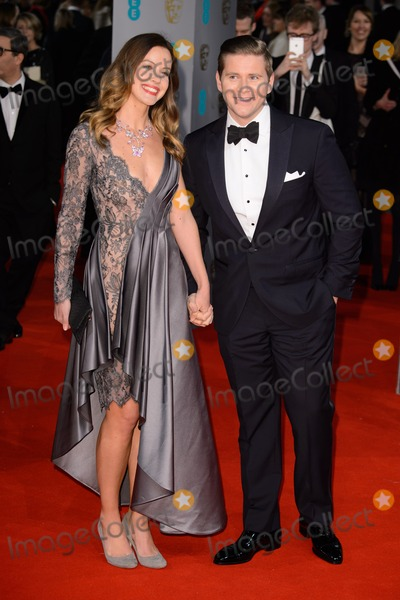 Charlie Webster, Allan Leech Photo - Charlie Webster and actor, Allan Leech arrives for the BAFTA Film Awards 2015 at the Royal Opera House, London. 08/02/2015 Picture by: Steve Vas / Featureflash