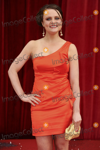 Vicky Binns Photo - Vicky Binns arrives at the British Soap awards 2011 held at the Granada Studios, Manchester.