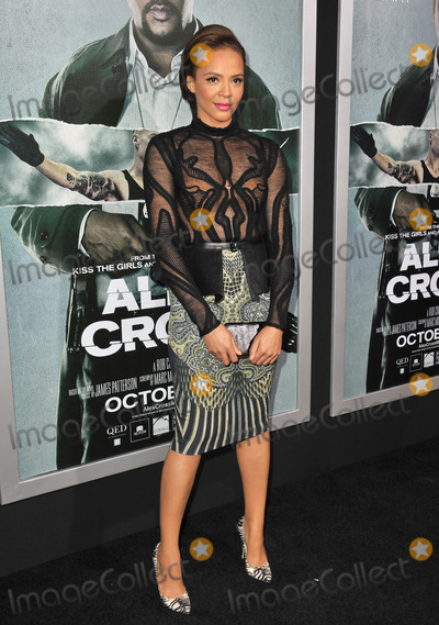 "Carmen Ejogo Photo - Carmen Ejogo at the Los Angeles premiere of her movie ""Alex Cross"" at the Cinerama Dome, Hollywood.