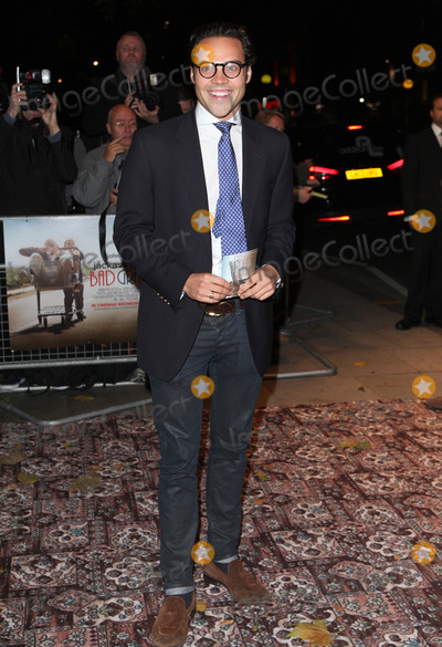 Andy Jordan Photo - Andy Jordan attending the Jackass Presents Bad Grandpa Screening, Odeon Covent Garden, London. 09/10/2013 Picture by: Alexandra Glen / Featureflash