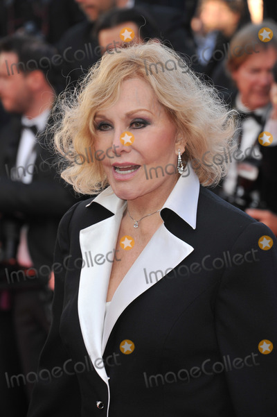 "Kim Novak Photo - Kim Novak at the gala premiere for ""Venus in Fur"" in competition at the 66th Festival de Cannes.