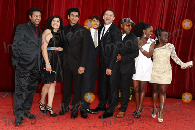 Nitin Ganatra, Nina Wadia, Tameka Empson, Dianne Parish, Marc Elliott, Ace Bhatti, CAST MEMBER, CAST MEMBERS, Don Gilet Photo - Nitin Ganatra, Nina Wadia, Ace Bhatti, Marc Elliott, John Patridge, Don Gilet, Dianne Parish and Tameka Empson arrive at the British Soap awards 2011 held at the Granada Studios, Manchester.