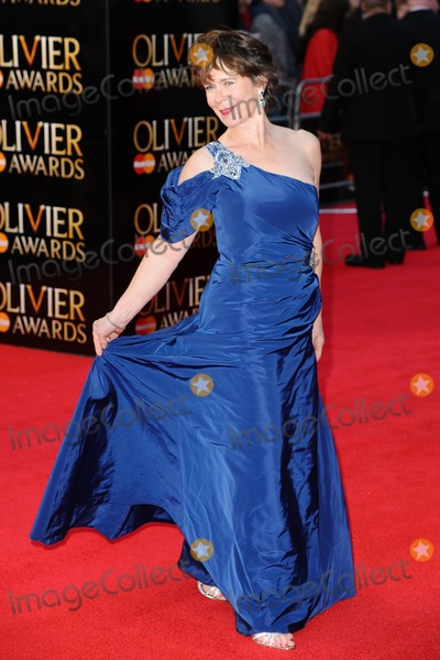 Celia Imrie Photo - Celia Imrie arrives for the Olivier Awards 2012 at the Royal Opera House, Covent Garden, London. 15/04/2012 Picture by: Steve Vas / Featureflash