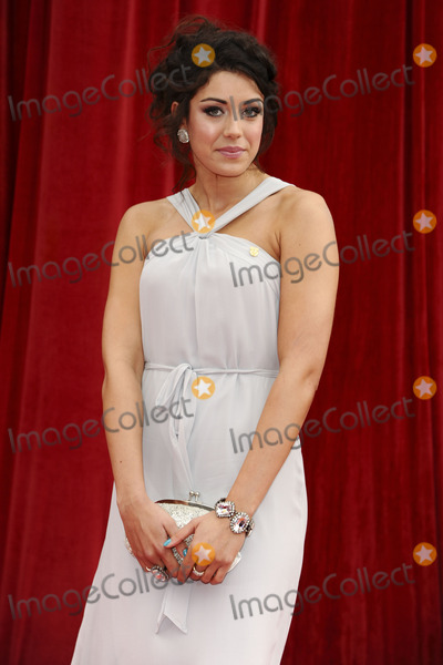 Bianca Hendrickse-Spendlove Photo - Bianca Hendrickse-Spendlove arrives at the British Soap awards 2011 held at the Granada Studios, Manchester.